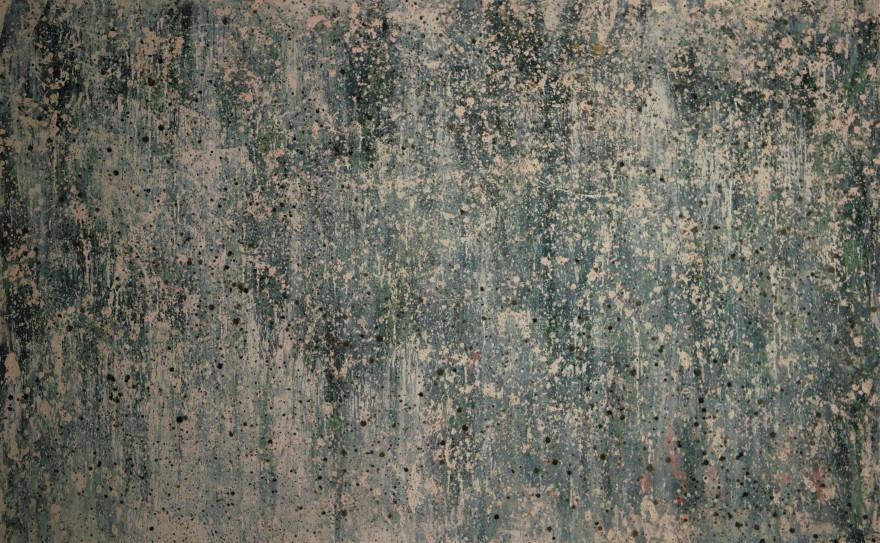 1811 winterwonderland - acrylic on canvas 150x240cm